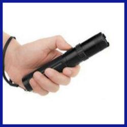 Choquant électrique haute tension d'autodéfense pistolet Taser Stun lampe de poche (SYSG-910)