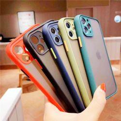 iPhone 13/Samsung/Xiaomi/OPPO/Huawei/Vivo Phone용 Semi, 9색 기본 전화 액세서리, OEM 맞춤형 저가, TPU 뒷면 커버, 도매 모바일 케이스, 셀