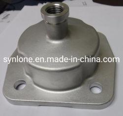 CNCの機械化を用いるカスタマイズされたステンレス鋼か鉄またはアルミニウムまたは黄銅または砂またはまたは投資鋳造は停止する