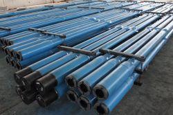 AISI 4145h de água/óleo/gás peso pesado da haste da broca de perfuração/tubo de evacuação O. D 127mm com API Spec 7-1