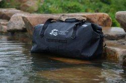高品質 50L 容量ファッション防水バッグ屋外用トラベルバッグ ハンドル付き / ショルダーストラップ付き
