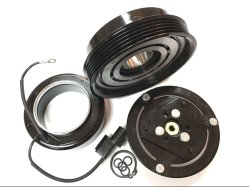 Peças Auto Magnético CA da embreagem de alimentação para a Hyundai Sonata 5PK 128 mm 30X55X23