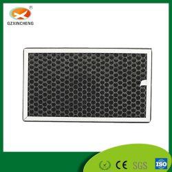 الشركة المصنعة Honeycomb الكربون الصناعي متعدد الحبيبات الذي يتم تنشيطه لأنظمة التدفئة والتهوية وتكييف الهواء