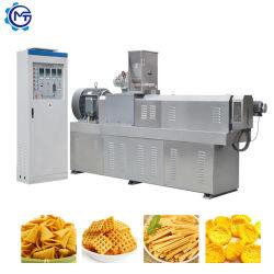 2021 Mt 400-500kg/H Doppelschnecke Extrud Rfried Corn Chips Mehl Snacks Pellet Produktionslinie