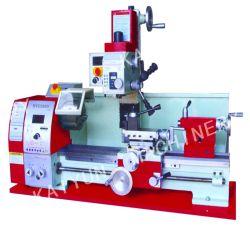 선삭, 밀링, 천공 및 스레딩이 가능한 다목적 복합 머신(KYC280V)
