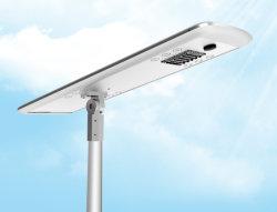 De Aluminio resistente al agua IP65 off-Grid de Energía Solar todo en uno de los LED lámpara de la calle