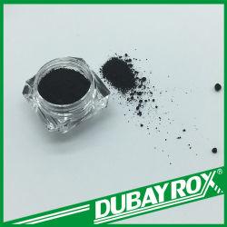 Le ciment de la poudre de pigment de coloration rouge Oxyde de fer de couleur noir Fe3O4 Prix de la qualité de l'oxyde de fer rouge Oxyde de fer de pigments de peinture vert Les produits de ciment de la Chine fournisseur