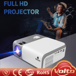 Deslize 3D Mini projector de cinema em casa portátil projetores