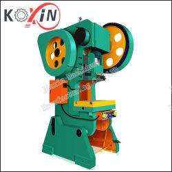 J23 Series Tipo Aberto prensa elétrica Inclinável
