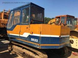 Excavadora utilizada/ usa pequeña excavadora Kobelco SK03/ SK03n2