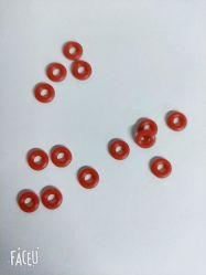 Silicone rouge O- Anneau d'étanchéité