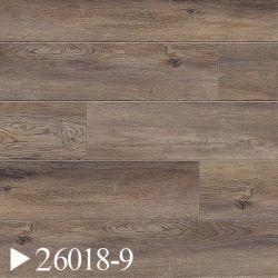 Spc de lujo de PVC Revestimientos de interiores Baldosa Piso pvc suelos de madera con diseños SPC