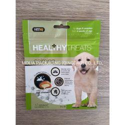 Embalagem de Alimentos para animais de estimação Recolsable sacos de plástico, para cães e gatos Bag