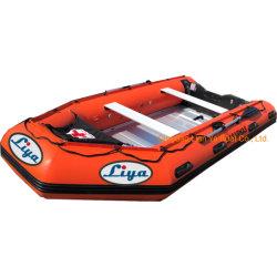 Liya Rettungsboot-Rettungsboot-aufblasbares Rettungsboot-aufblasbares Geschwindigkeits-Boot