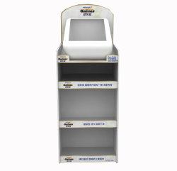 Elevadores eléctricos de banho, máquina de cozimento forte suporte de ecrã com barra metálica sob prateleira traseira