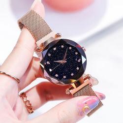 Luxuxmarkendesign-Quarz-Diamant-Uhr für Männer gefror heraus Hip Hop