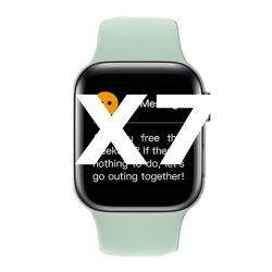 X7 à prova de desporto Smartwatch Bluetooth Iwo Series 5 Vigilância inteligente