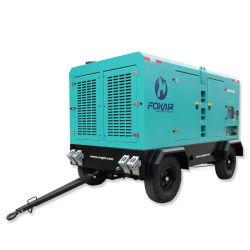 GTL 900cfm 16bar 25m3 Driling Mining 이동식 스크류 이동식 디젤 공기 압축기 공장 가격