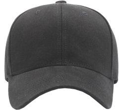 패션 성인용 완전 폐쇄 면 성인용 플레인 화이트 블랙 플렉스 딱 맞는 모자