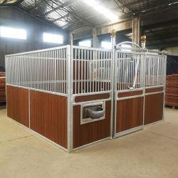 Painéis de estábulo de cavalos de alta qualidade com madeira de bambu