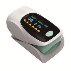 een impuls Oximeter Snelle Measuerment van de Vingertop van de Kwaliteit Digitale Medische en de Nauwkeurige Vertoning van Gegevens OLED