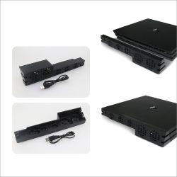 Playstation 4のPS4プロゲームコンソールのためのUSBの外部温度の冷却ファン