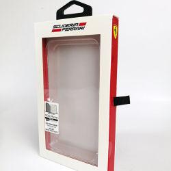 高品質PVC携帯電話のiPhone Xのケースの包装の紙箱