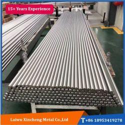 SAE 1020 S20c Ss440 A36 S235jr 1045 S45c C45 4140 En19 Scm440 40cr B7 42CrMo4 12L14 1215 الفولاذ البارد المسحوب بار مستدير وبار فولاذي