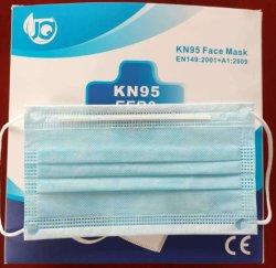 Plano de la certificación CE/FDA 3 Capas desechables de protección de las mascarillas quirúrgicas