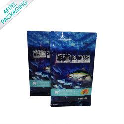 인쇄된 음식 대기 플라스틱 가방 포장 파우치(지퍼 포함 잠금 가방