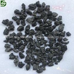 FC de alto carbono 98,5% Recarburizer Pó de eléctrodos de grafite