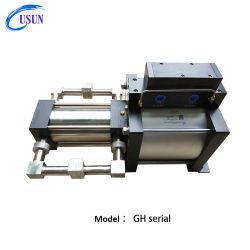 비표준 모델: GH 250mm 구동 고유량 공압 구동 케미칼 분사 펌프