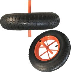 زورق مطاطي منخفض السعر يتم استخدامه للعجلات ذات العجلات الهوائية (4.00-8)