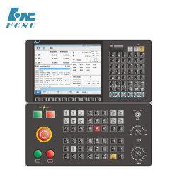 D808Hnc недорогой мини-металла фрезерный станок с ЧПУ контроллер 2 3 4 ОСИ КЧПУ клавиатуры для сверлильного станка