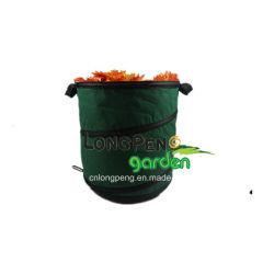 600D Oxford Pop sac poubelle, pliage Jardin godet pliable