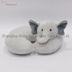 Форма слонов фаршированные игрушка горловины подушки сиденья