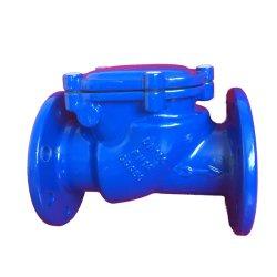 DIN 3202 황동 시트 스윙 체크 밸브 Pn16 웰 풋 밸브 웰 체크 밸브 회복 안착형 게이트 밸브 워터 볼 밸브 배관 점검 밸브
