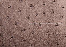 家具用ダチョウグレイン PVC PU レザー / バッグカバー
