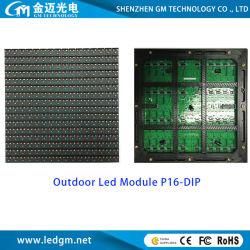 Prix de gros Outdoor pleine couleur Module à LED P16 (256mm*256mm)