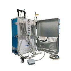 Zahnpflege Mobile Zahneinheit mit Ultraschall-Scaler
