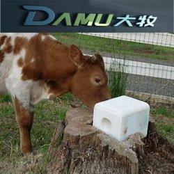 Da Mu Cientista Junior reprodutores jovens Vacas leiteiras poço de sal Bloquear/APC Oligoelementos Plus cobre e selênio® vitamina B12 para o crescimento e a fertilidade