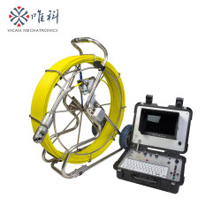 Système de caméra Vicam Pipe Inspection V10-3288ptn-1 50mm Câble de 9 mm de la caméra