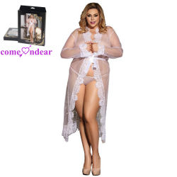 La Chine Fabricant Plus Size femme blanche Nighties hot sexy