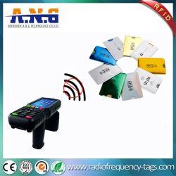 De uiterst dunne Blokkerende Koker RFID beschermt Uw Identiteitskaart van de Creditcard