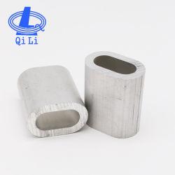 Het bellen DIN 3093 de Metalen kap van het Aluminium voor de Slinger van de Kabel