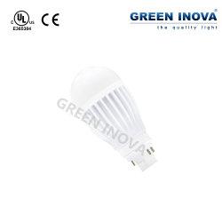 6W 8W 11W (Remplacer 13/18/26W CFL) d'éclairage LED Ampoule Lampe G24 avec UL CE