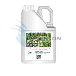 Haut herbicide efficace Fluroxypyr 200 g/L EC pour la protection des cultures