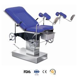 Bewegliches Anlieferungs-Bett-gynäkologischer Prüfungs-Stuhl (HFMPB06A)