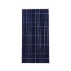 Haute capacité de panneau d'énergie solaire photovoltaïque Poly 270W pour système d'alimentation solaire d'accueil