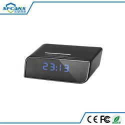 Mini-Mesa Digital WiFi de detecção de movimento da câmara de relógio de Segurança para Home